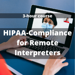 HIPAA-Compliance for Remote Interpreters