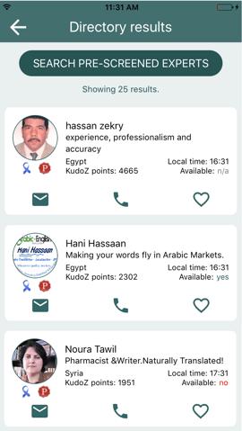 ProZ.com Mobile