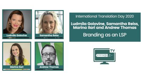 ITD 2020 branding panel promo