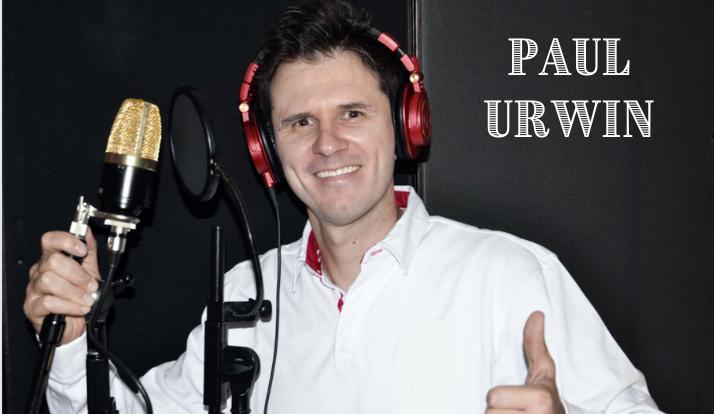 Paul Urwin Voiceover