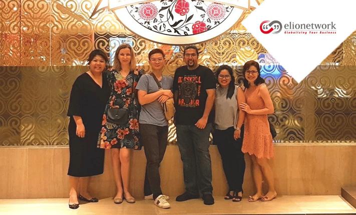 Singapore & Cambodia team bonding