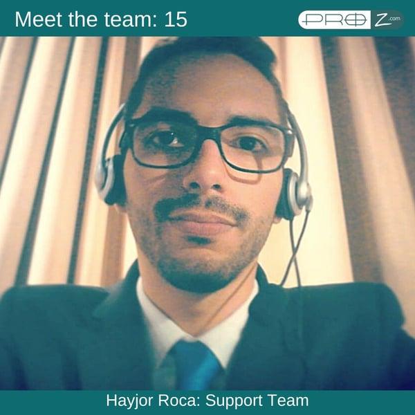 Hayjor Roca - ProZ.com