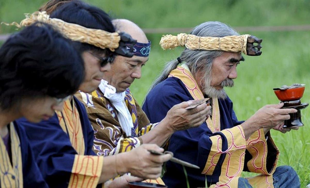 Hokkaido Ainu 1