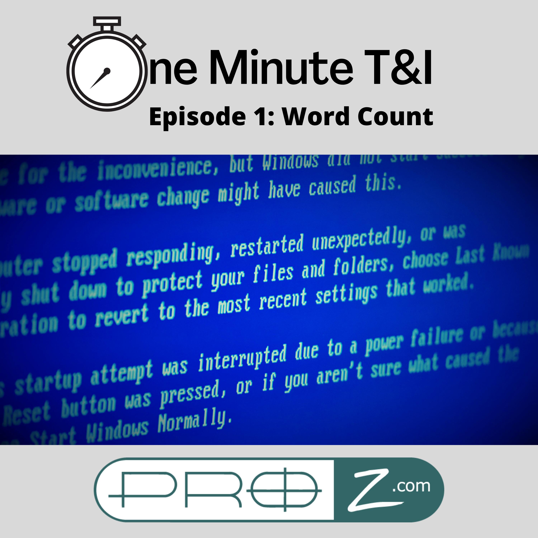 OTI Episode 1