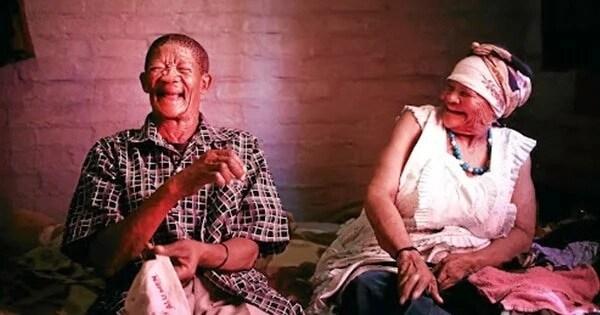 katrina laughes with relative nluu
