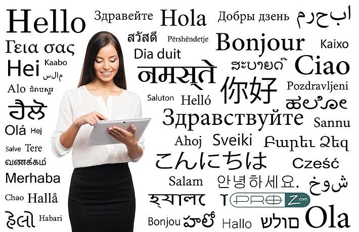 woman_with_hello_in_many_languages_proz_logo.jpg